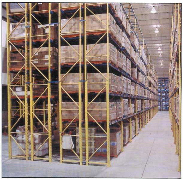 Double Deep Pallet Racking Devon Suppliers Wcl