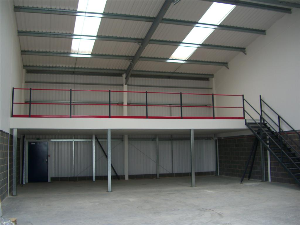 Fire Rated Mezzanine Floors