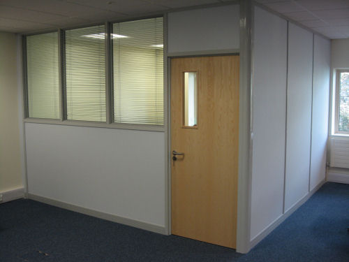Monobloc Partitioning
